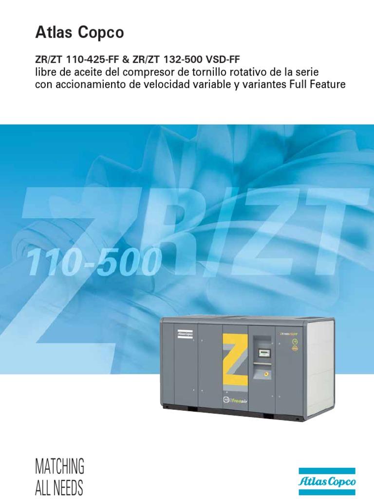 manual atlas copco zrzt110 315 gas compressor clothes dryer rh pt scribd com Atlas Copco Generators Atlas Copco Torque Tools