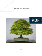 Manual Del Bonsai + Bonsai Handbook