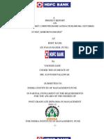 yogesh hdfc report1