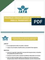 CODIGOS IATA