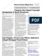November 17, 2011 - The Federal Crimes Watch Daily