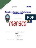PROYECTO MANACO