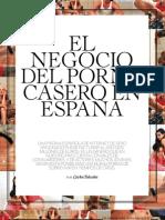 El negocio del porno casero en España. Por Carlos Dávalos en Rolling Stone.