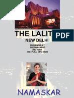 The Lalit, Delhi