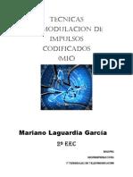 Técnicas MIC(modulacion de impulsos codificados)