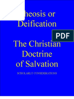 00 Theosis and the Doctrine of Salvation