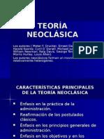 TeorÍa NeoclÁsica