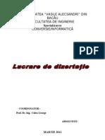 Proiectarea Unui Suport Software Pentru Gestionarea Stocurilor Dintr-un Magazin