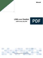 Linq-dataset C# 3
