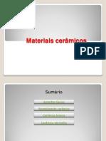 Materiais cermicos