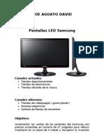 Pantallas LED Samsung