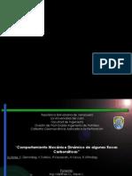Comportamiento Mecánico Dinámico de algunas Rocas Carbonáticas Final 1