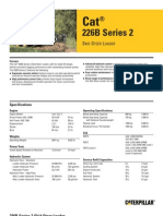CAT 226B Series 2 Skid Steer