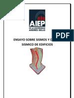 ENSAYO SOBRE SISMOS Y DISEÑO SISMICO DE EDIFICIOS