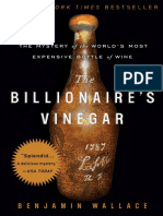 The Billionaire's Vinegar by Benjamin Wallace - Excerpt