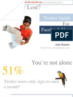 Twitter Guide for Facebook User