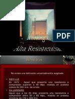 Alta Resist en CIA 06