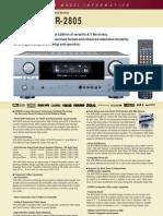 Denon AVR2805