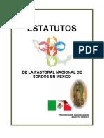 Estatutos Del Cpn 2011