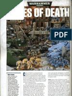 Cities of Death Update