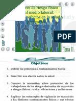 Agentes Fisicos - España