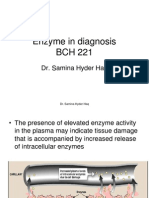 Enzyme in Diagnosis