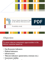 Africa Telecom - AlCazar Capital