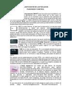Teclas y Clasificacion de Software