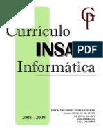 CurriculoINSA2009