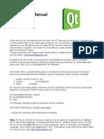 Qt Creator Manual