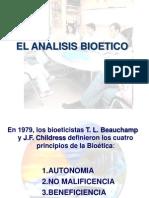 ANALISIS BIOETICO  clase 9-2