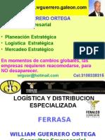 Logistica Del Negocio y Cadna de Abast