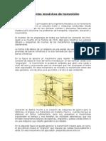Elementos mecánicos de transmisión