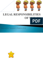 Legal Responsibilities of Nurses 2