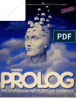 Turbo Prolog Owners Handbook