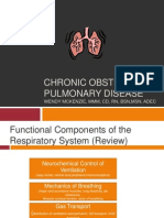 Chronic Obstructive Pulmonary Disease 2011 Student