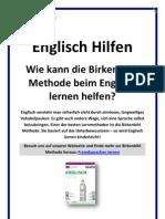 Englisch Hilfen - Wie Kann Mir Die Birkenbihl-Methode Beim Englisch Lernen Helfen