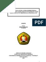 Geologi Dan Studi Alterasi Hidrotermal Daerah Andulan Kecamatan Walenrang Utara Kabupaten Luwu Propinsi Sulawesi Selatan