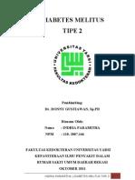 Refrat Dm Tipe 2 Indria (110.2007.146)
