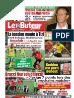 LE BUTEUR PDF du 18/11/2011