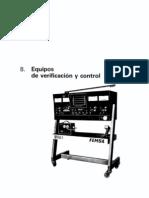 8 - Curso de Electric Id Ad Del Automovil - Equipos de Verificacion y Control