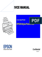 espon manual L655 pdf | Image Scanner | Fax