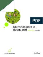 Alumno Educacion Ciudadania Cas