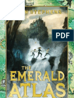 The Emerald Atlas by John Stephens