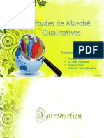 Prés - Etudes Qualitatives