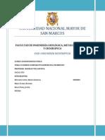 Comparativo Corrientes de Benguela y  Humboldt