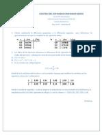 Ejemplos dif numerica