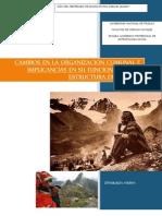 Comunidad Andina..... - Informe
