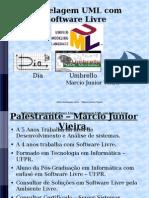 Modelagem UML Com Software Livre