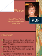 Teoria Jean Watson